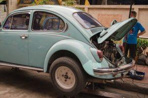 car repair service