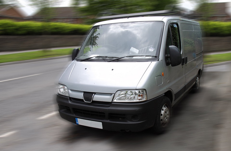 man with van for moving